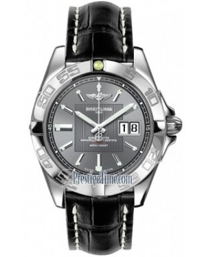 AAA Replica Breitling Galactic 41 Mens Watch a49350L2/f549-1ct