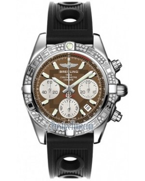AAA Replica Breitling Chronomat 41 Mens Watch ab0140aa/q583-1or