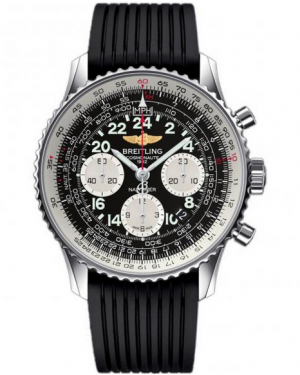 AAA Replica Breitling Navitimer Cosmonaute Stainless Steel Watch AB0210B4/BC36/274S/A20S.1