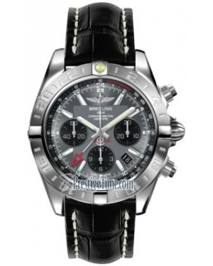 AAA Replica Breitling Chronomat 44 GMT Mens Watch ab042011/f561-1ct