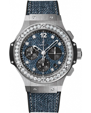 AAA Replica Hublot Big Bang Jeans Steel Diamonds Watch 341.SX.2770.NR.1204.JEANS16