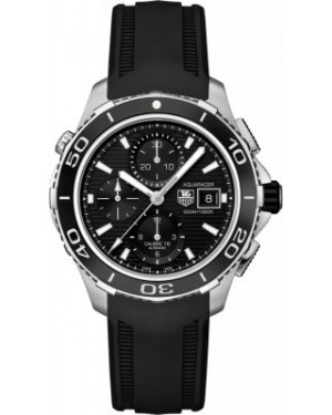 AAA Replica Tag Heuer Aquaracer Automatic Chronograph 500M Mens Watch cak2110.ft8019
