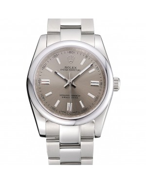 Rolex Oyster Perpetual DateJust Stainless Steel Case Silver Dial Stainless Steel Bracelet 622640