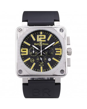 Bell and Ross BR01-92 Carbon 98219