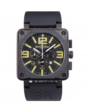 Bell and Ross BR01-92 Carbon 98216
