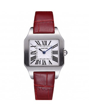 Cartier Santos 100 Polished Stainless Steel Bezel 621918