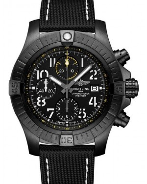 AAA Replica Breitling Avenger Chronograph Night Mission Mens Watch V13317101B1X2