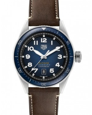 AAA Replica Tag Heuer Autavia ISOGRAPH Watch WBE5112.FC8266
