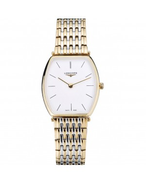 Longines La Grande Classique White Dial Two Tone Stainless Steel Band 622377