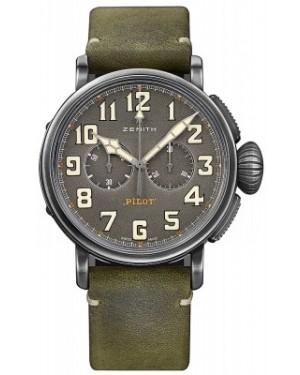 AAA Replica Zenith Pilot Montre d'Aeronef Type 20 Mens Watch 11.2430.4069/21.c773