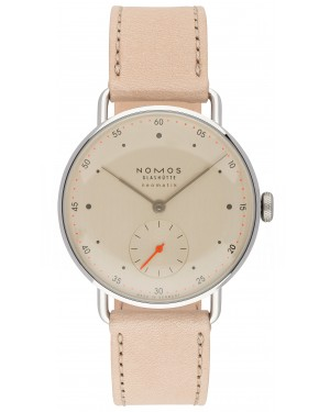 AAA Replica NOMOS Glashutte Metro Neomatik Champagner Watch 1107