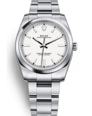 AAA Replica Rolex Oyster Perpetual 34mm Ladies Watch 114200-0024