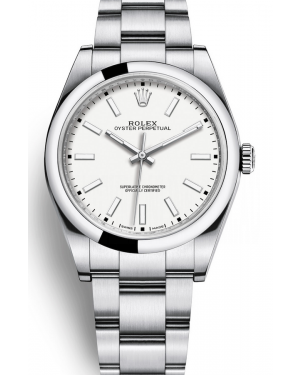 AAA Replica Rolex Oyster Perpetual 39mm Mens Watch 114300-0004