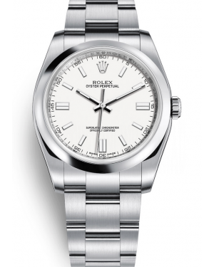 AAA Replica Rolex Oyster Perpetual 36mm Mens Watch 116000-0012