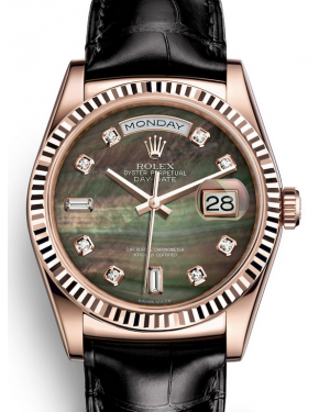 AAA Replica Rolex Day-Date 36mm Automatic Mens Watch 118135-0102
