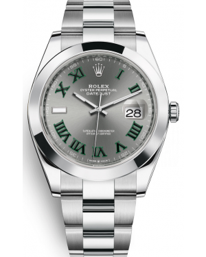 AAA Replica Rolex Datejust 41mm Automatic Mens Watch 126300-0013
