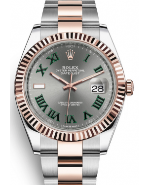 AAA Replica Rolex Datejust 41mm Automatic Mens Watch 126331-0015
