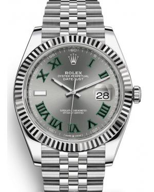 AAA Replica Rolex Datejust 41mm Automatic Mens Watch 126334-0021