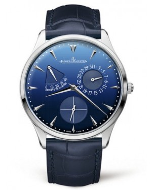 AAA Replica Jaeger-LeCoultre Master Ultra Thin Reserve de Marche Stainless Steel Watch 1378480