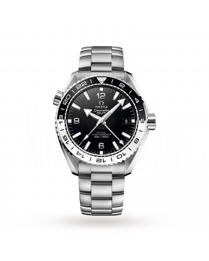 Swiss Omega Seamaster Planet Ocean 600m Co-Axial GMT 43.5mm Mens Watch O21530442201001