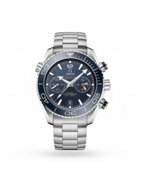 Swiss Omega Seamaster Planet Ocean 600m Co-Axial 45.5mm Mens Watch O21530465103001