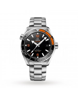 Swiss Omega Seamaster Planet Ocean 600m Co-Axial 43.5mm Mens Watch O21530442101002