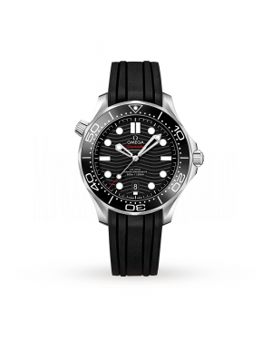 Swiss Omega Seamaster Diver 300m Co-Axial 42mm Mens Watch O21032422001001