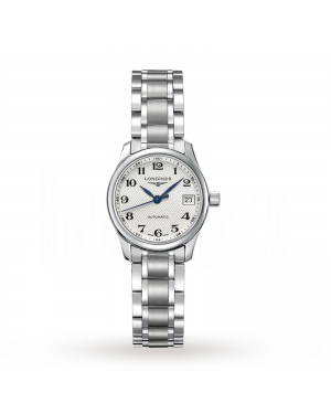 Longines Master Collection 25.5mm Ladies Watch L21284786
