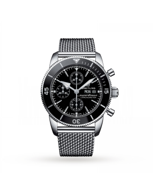 Swiss Breitling Superocean Heritage II Chronograph 44 A13313121B1A1
