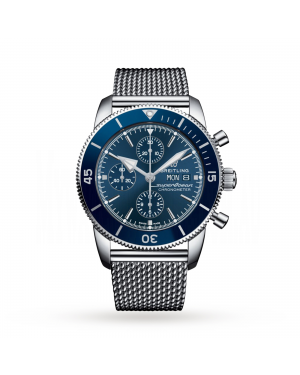 Swiss Breitling Superocean Heritage II Chronograph 44 A13313161C1A1
