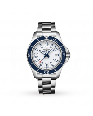 Swiss Breitling Superocean Automatic 42 A17366D81A1A1