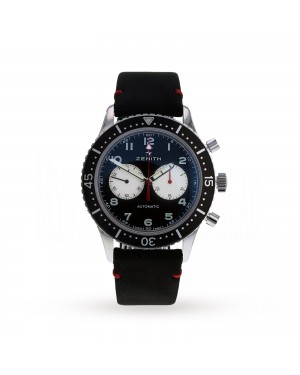 Swiss Zenith Cronometro TIPO CP-2 Watches Of Switzerland Limited Edition 03.2242.4069/27.C774
