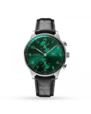 Swiss IWC Portugieser Chronograph IW371615 Online Exclusive
