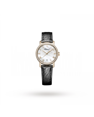 Swiss Chopard Classic Mother of Pearl Ladies Watch