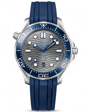 AAA Replica Omega Seamaster Diver 300M Master Co-Axial Watch 210.32.42.20.06.001