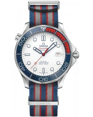 AAA Replica Omega Seamaster Diver 300M Co-Axial 41mm Commander's Watch 212.32.41.20.04.001