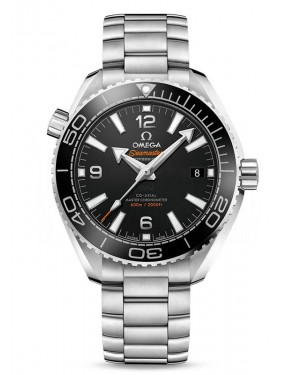 AAA Replica Omega Seamaster Planet Ocean 600M 39.5 Master Chronometer Black Dial Watch 215.30.40.20.01.001