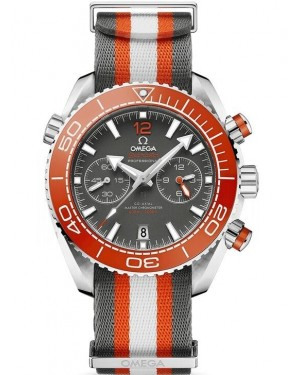 AAA Replica Omega Seamaster Planet Ocean 600M Co-Axial Master Chronometer Watch 215.32.46.51.99.001