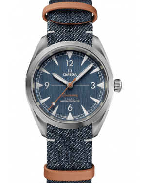 AAA Replica Omega Railmaster Co-Axial Master Chronometer 40mm Mens Watch 220.12.40.20.03.001
