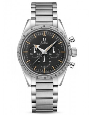 AAA Replica Omega Speedmaster 57' Chronograph 60th Anniversary Watch 311.10.39.30.01.001