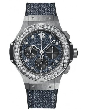 AAA Replica Hublot Big Bang Jeans Steel Diamonds Watch 341.SX.2770.NR.JEANS16