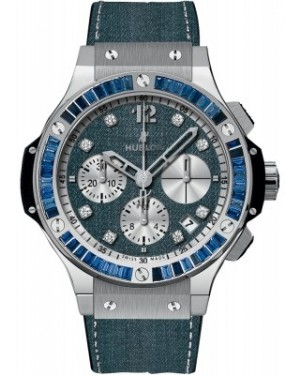 AAA Replica Hublot Big Bang Jeans Midsize Watch 341.sx.2710.nr.1901.jeans