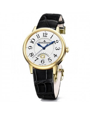 AAA Replica Jaeger-LeCoultre Rendez-Vous Night & Day Medium Yellow Gold Watch 3441420