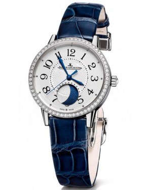 AAA Replica Jaeger-LeCoultre Rendez-Vous Moon Medium Stainless Steel Watch 3578420