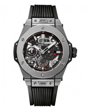 AAA Replica Hublot Big Bang MECA-10 Titanium Watch 414.NI.1123.RX