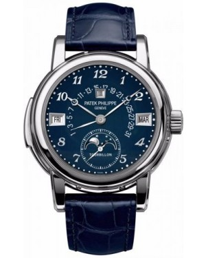 AAA Replica Patek Philippe Tourbillon Minute Repeater Perpetual Calendar Only Watch 5016A-010