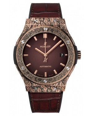 AAA Replica Hublot Classic Fusion Fuente Limited Edition 45mm Mens Watch 511.OX.6670.LR.OPX17