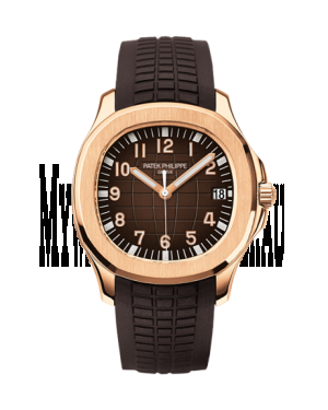 AAA Replica Patek Philippe Aquanaut Rose Gold Watch 5167R-001