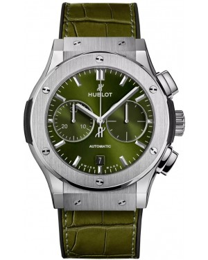 AAA Replica Hublot Classic Fusion Chronograph Watch 521.NX.8970.LR