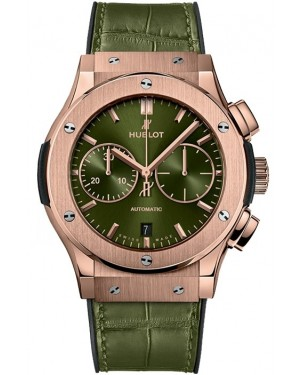 AAA Replica Hublot Classic Fusion Chronograph Watch 521.OX.8980.LR